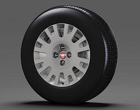 Fiat Fiorino 2wheel 2017 3D