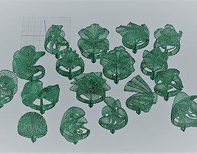 ring gold 3D printable model rings