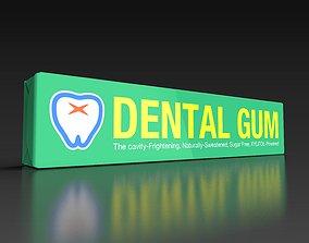 dental gum 3D