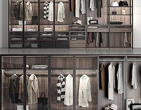 wardrobe Poliform 3D model