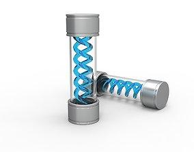3D printable model T-Virus capsule from the movie 2