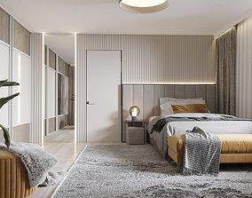furniture cabinet MODERN BEDROOM 3D
