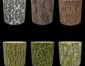 Tree bark 3D