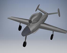 Henschel Hs 132 3D