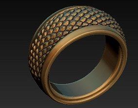 SNAKE ring japan 3D print model