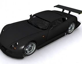 TVR Cerbera Speed Twelve 3D model