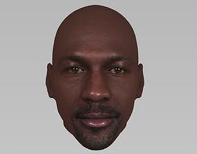 3D Michael Jordan