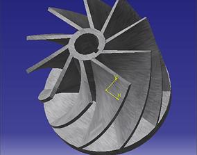 Siemens Impeller 3D printable model