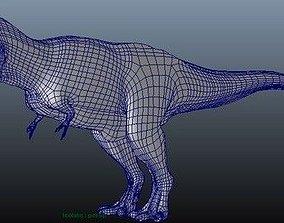 3D asset T-Rex