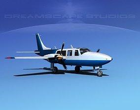 Piper Aerostar 600 V02 3D