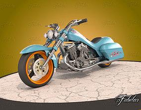 3D model Motorcycle 01