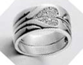diomand ring 3d model