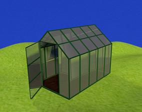 3D model Green House