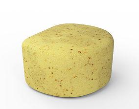 Bath Sponge 3D asset