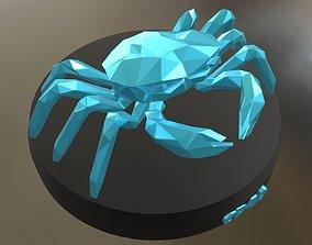 3D print model Poly Crab