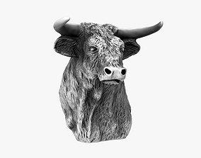 3D printable model El Toro - The Bull Statue