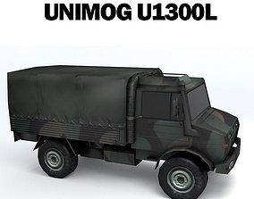 3D model UNIMOG U1300L