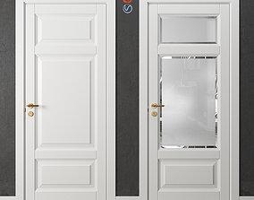 Doors Lignum Volkhovets part 4 white 3D