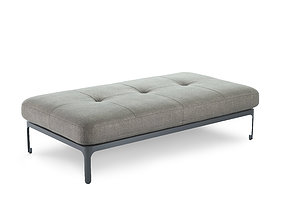 moroso Moroso modernista bench 160 3D model