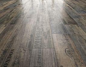 Floor Presto Memphis 592 3D model