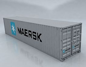 ship container 3D model