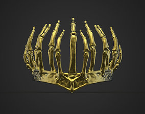 3D print model Crown of Hell from Chilling Adventures of