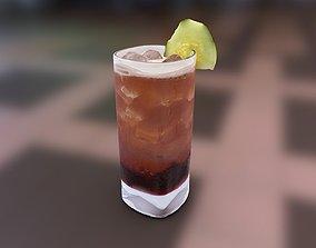 cucumber-cocktail-v5 3D