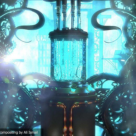 Steampunk Radioactive