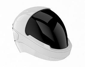 Starman Helmet 3D