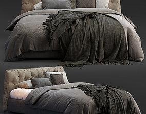 Lecomfort Bed Atrium 3D model
