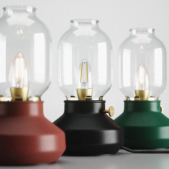 Table lamp TÄRNABY / TARNABY by IKEA 3D model
