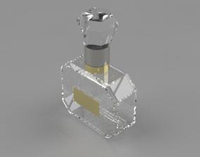 perfume diamond flask 3D printable model