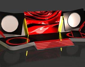 3D model Special Stage Design 107