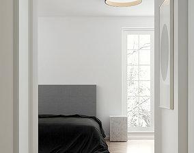 Minimal Interior 3D model