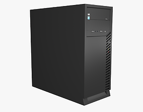 3D model PC Case