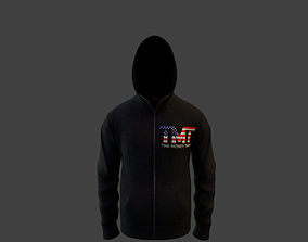 Sweatshirt 3D model clothing