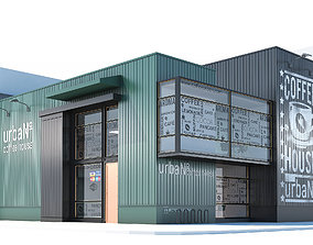 Coffee house02 model