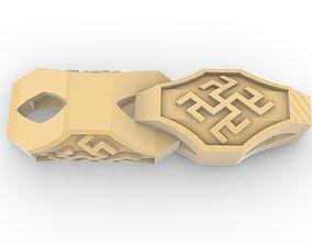Chain link 3D print model design