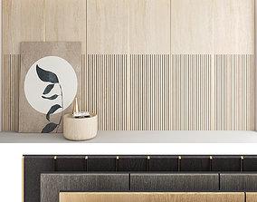 3D Decorative wall panel set 20