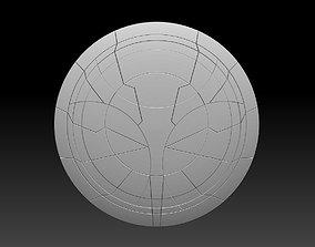 Best details Taskmaster Shield for 3D print model 3