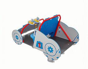 Playground Equipment 134 3D model