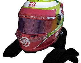 Gutierrez Helmet 2016 3D model