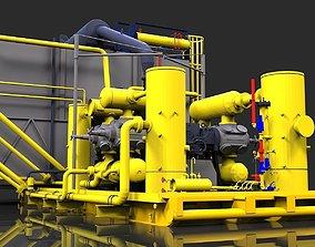 Compressor 2 3D