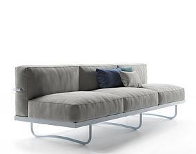 3D model LC5 Sofa