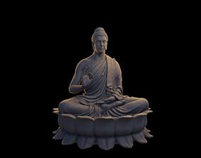 Lord buddha 3D printable model religion