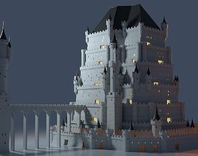 Castle Generator 01 3D