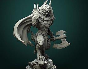Karrash the Forest Shadow 3 variants 3D printable model