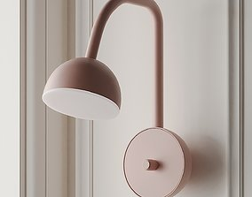 Blush Wall Sconce by Northern 3D