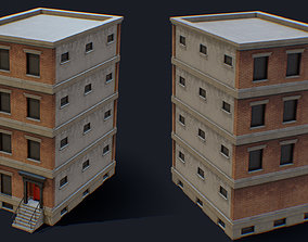Forsaken City Building 1 3D model