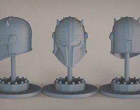 Mandalorian The Armorer 3D printable model